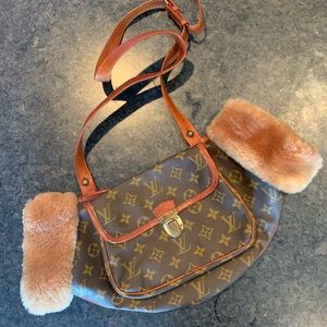 Louis Vuitton Muff Purse - one of a kind